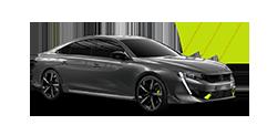 Új 508 Peugeot Sport Engineered